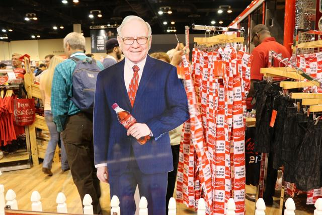 so last weekend warren buffett released his highly anticipated annual letter to berkshire hathaway brka brkb shareholders the letter highlighted the