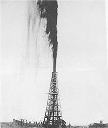 Image result for pictures of oil well blowouts