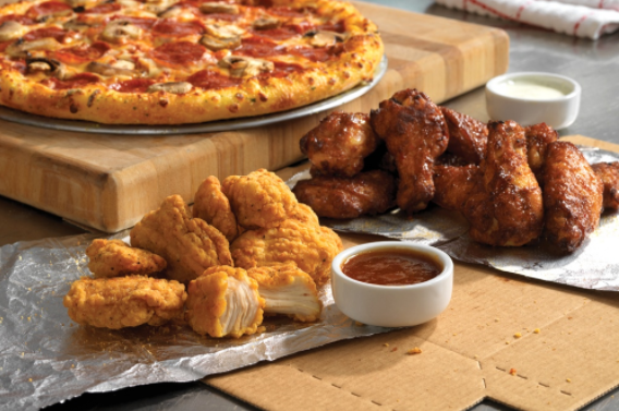 Oppenheimer Raises Domino's Pizza (NYSE:DPZ) Price Target to $230.00