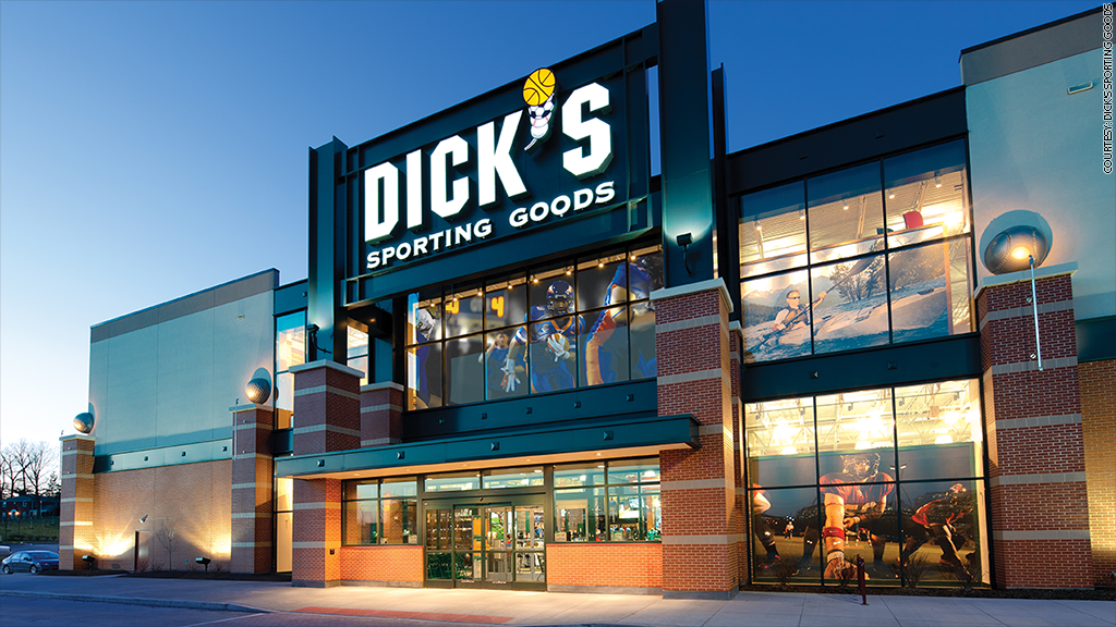 Earnings Reaction History: Dick's Sporting Goods, Inc., 50.0% Follow-Through Indicator, 6.1% Sensitive