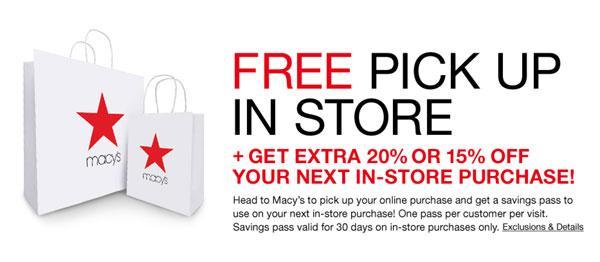New Macy's Lockers To Increase Omnichannel Profits