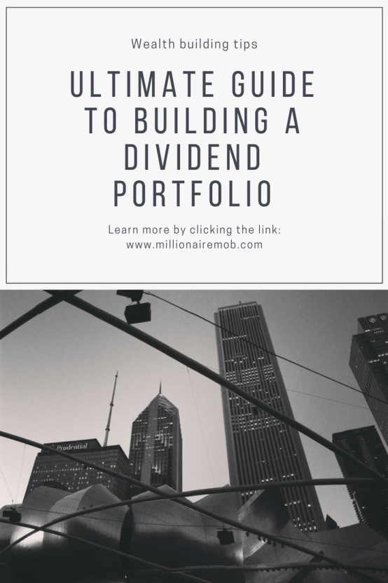 Wealth Building Tips: Ultimate guide to building a dividend portfolio