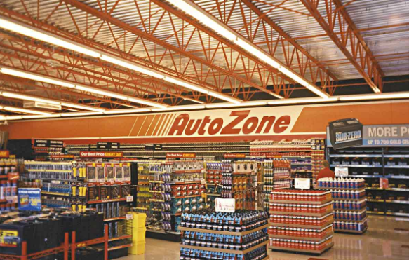 autozone inc Autozone, inc engages in the provision of retail and a distribution of automotive replacement parts and accessories it operates through auto parts locations, and other segments the auto parts locations segment is provides automotive parts and accessories through the company's stores in the united states, puerto rico, mexico, and brazil.