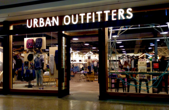 Urban Outfitters (NASDAQ:URBN) Earning Somewhat Favorable Press Coverage, Study Shows