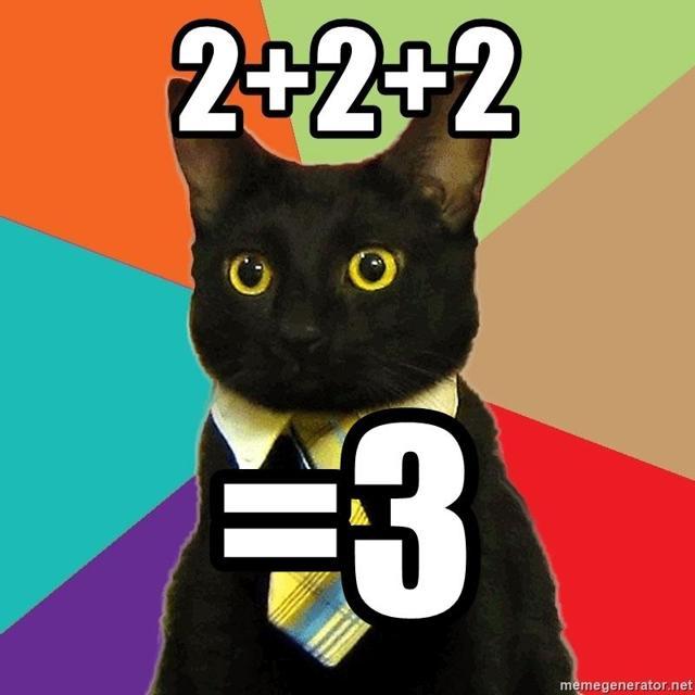 Colony NorthStar Merger Math 2 + 2 + 2 = 3