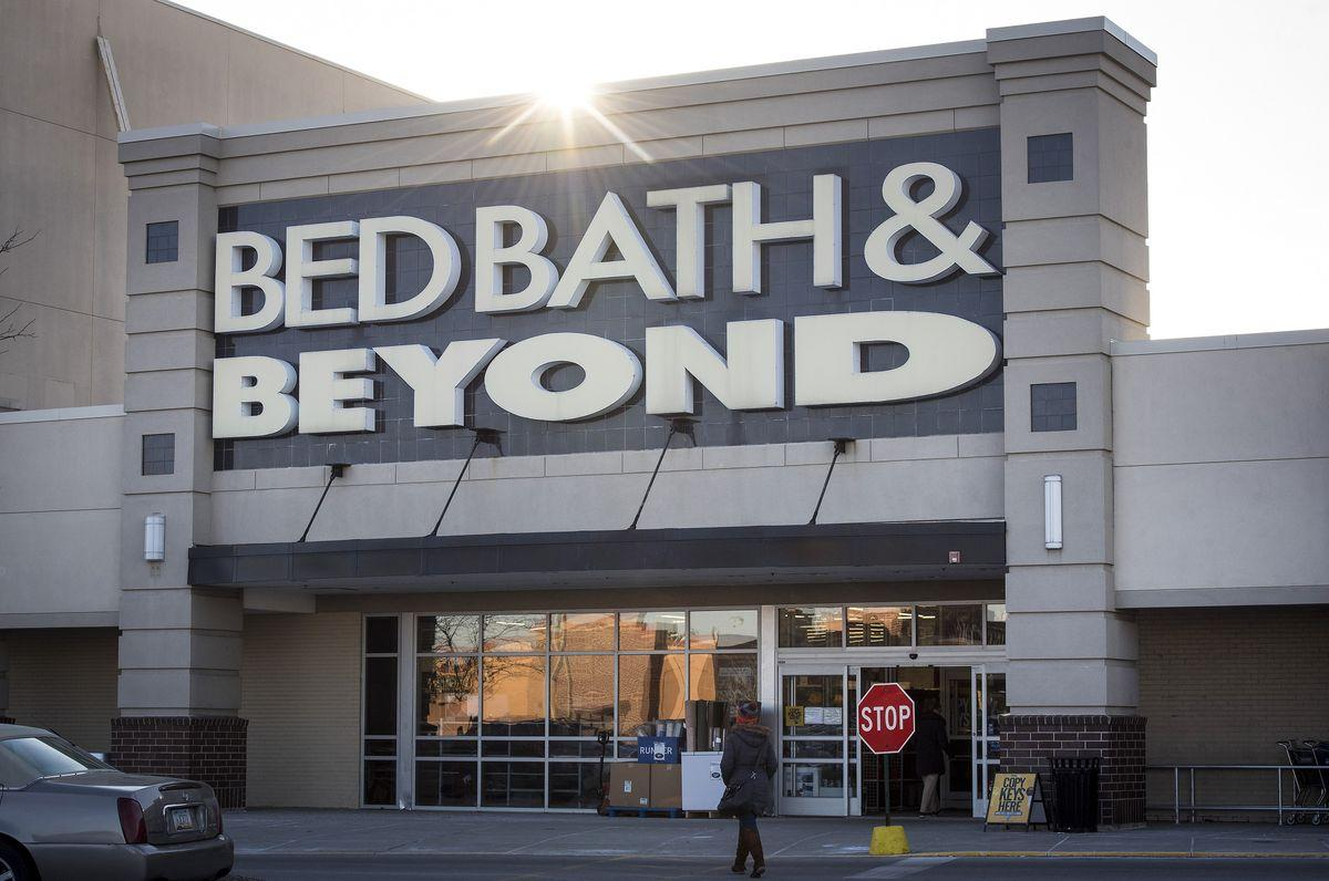 Swiveling Stock Bed Bath & Beyond Inc. (NASDAQ:BBBY)