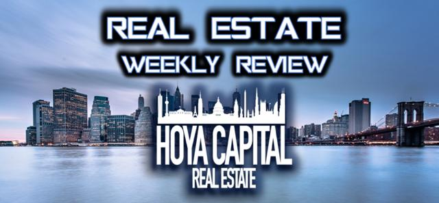 real estate weekly review
