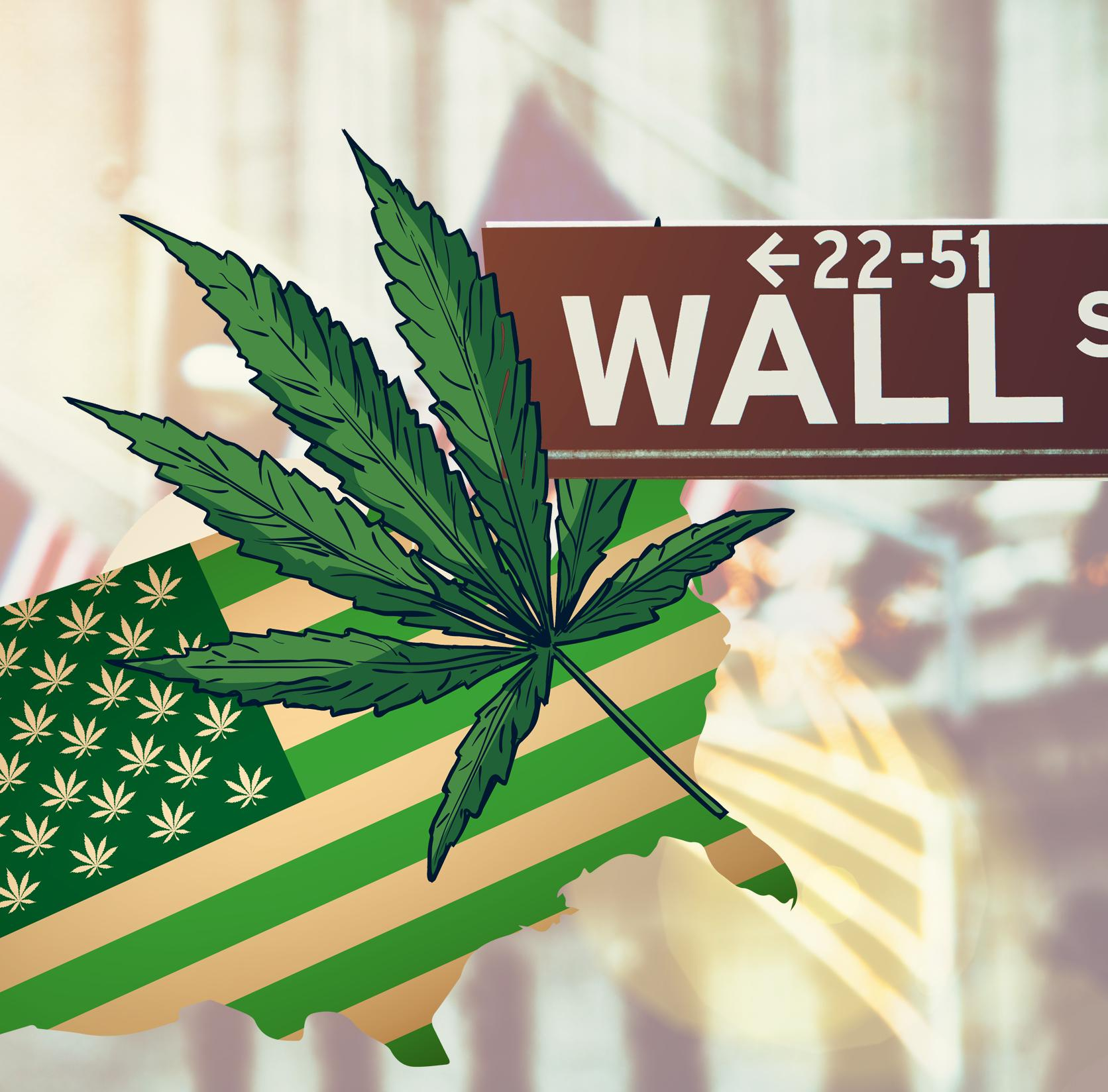 The Us Government Has Made Marijuana Stocks A Top Priority For