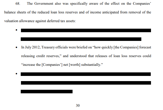 Redacted Complaint Analysis Reveals Clues About Gse Discovery