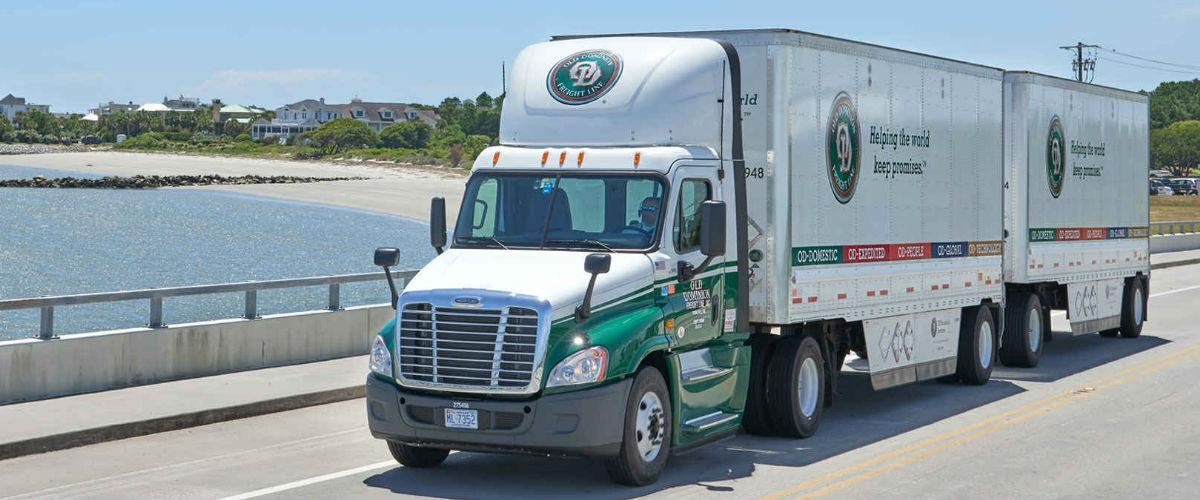 old dominion freight line Less-than-truckload carrier old dominion freight line saw its second-quarter net income increase by 66%, jumping to $1634 million compared with $984.