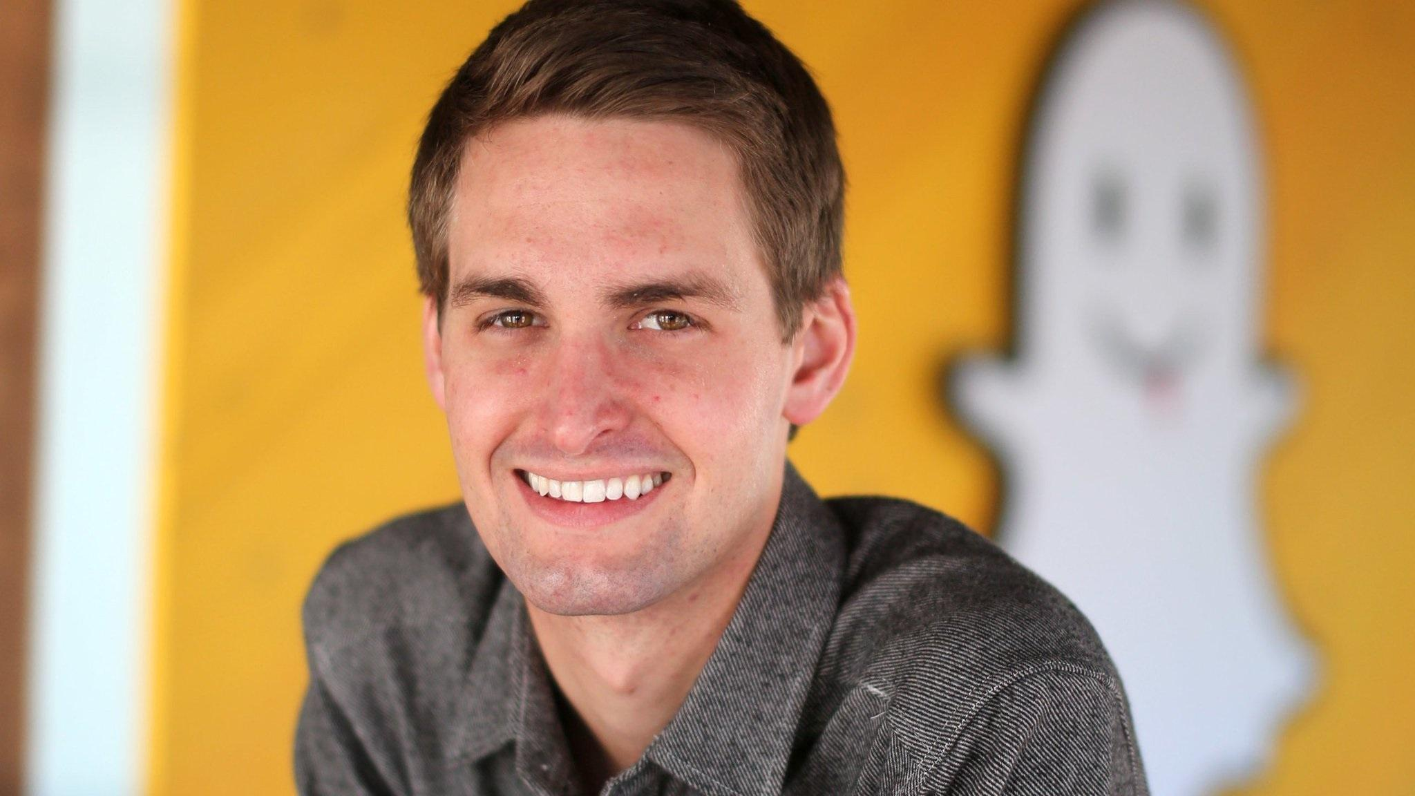 Snap CEO Evan Spiegel Stands By Redesign Despite Rocky Q1 Results