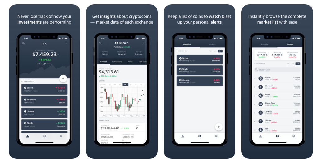 Best way to track and manage cryptocurrency holdings