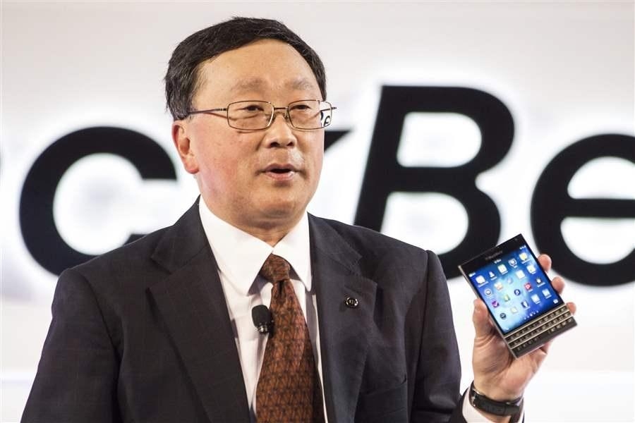 BlackBerry Limited (BB): A Detailed Look at its Institutional Ownership