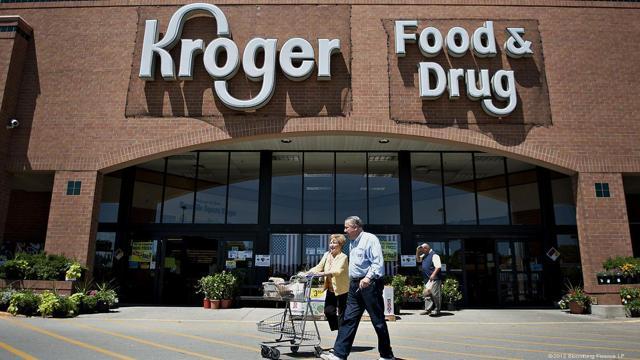 Kroger- Close, But No Cigar