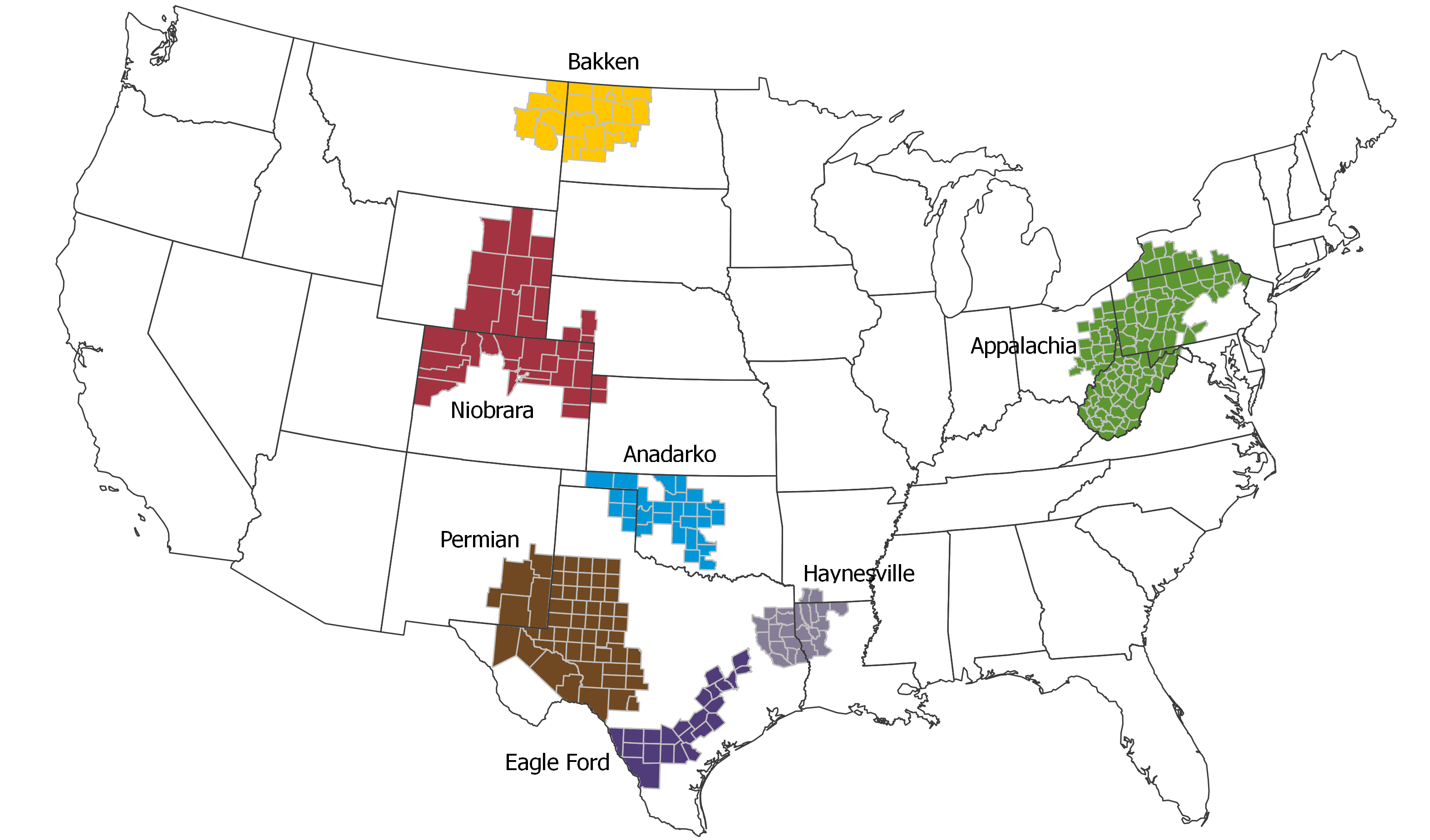 The Efficiency Of U.S. Shale Oil Drilling And Production