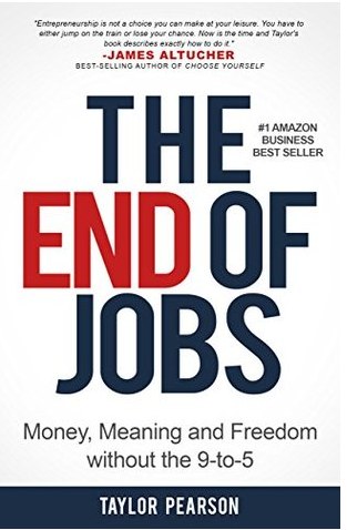 End of jobs, Taylor Pearson, Shopify, Baozun