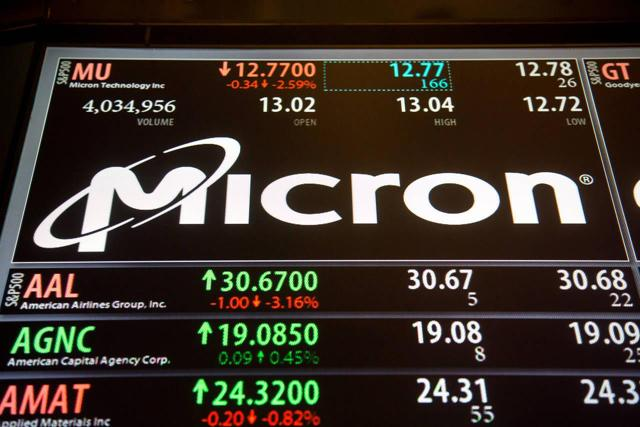 Don't Sell Micron Technology Because Of Trade War