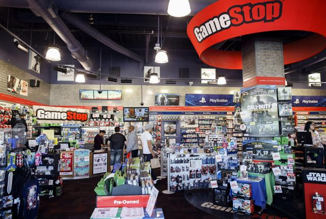 GameStop Can Prosper In The Digital Economy, But Only If It Transforms Itself