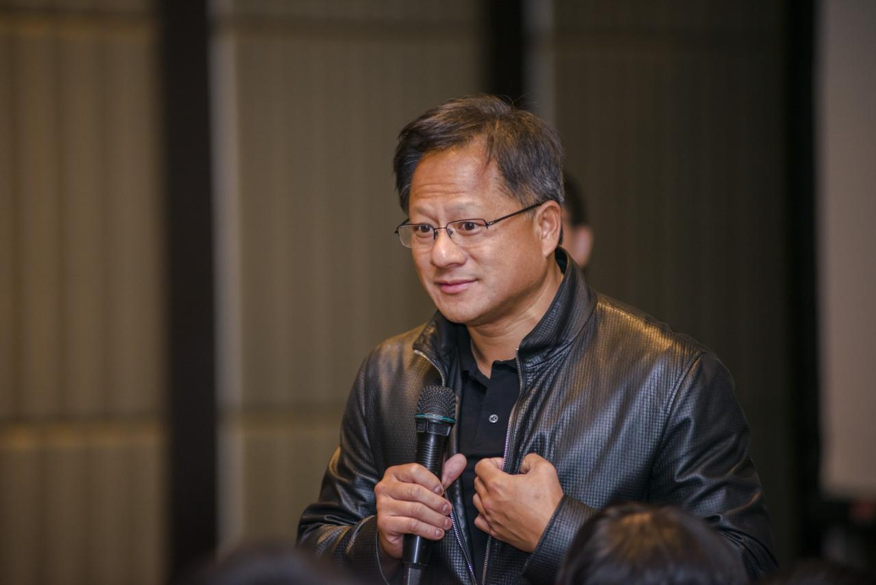Nvidia Rock Star Ceo Hinted To Blowout Numbers Nasdaq Nvda Seeking Alpha