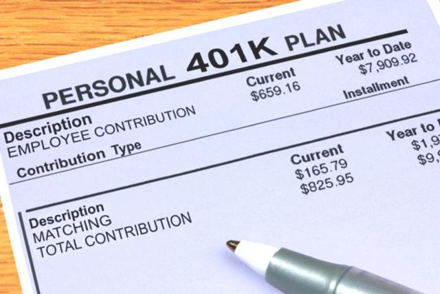 Image result for 401k plan pictures