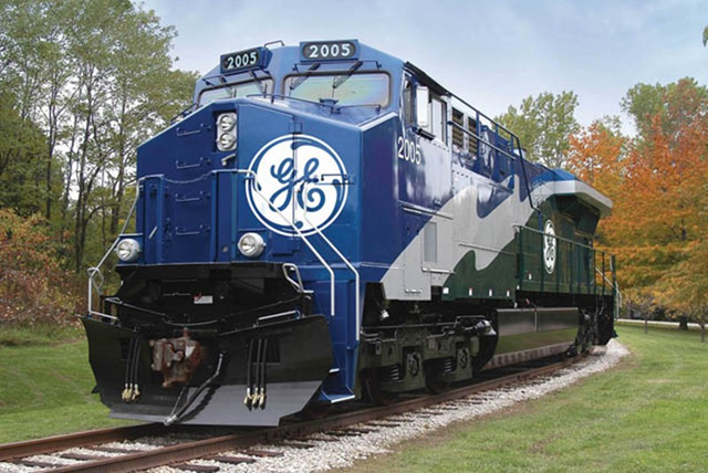 Rail Business Gone, But GE Still Not On Track