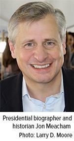 Presidential biographer and historian Jon Meacham