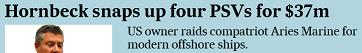 Hornbeck Offshore April 2018 Acquisition