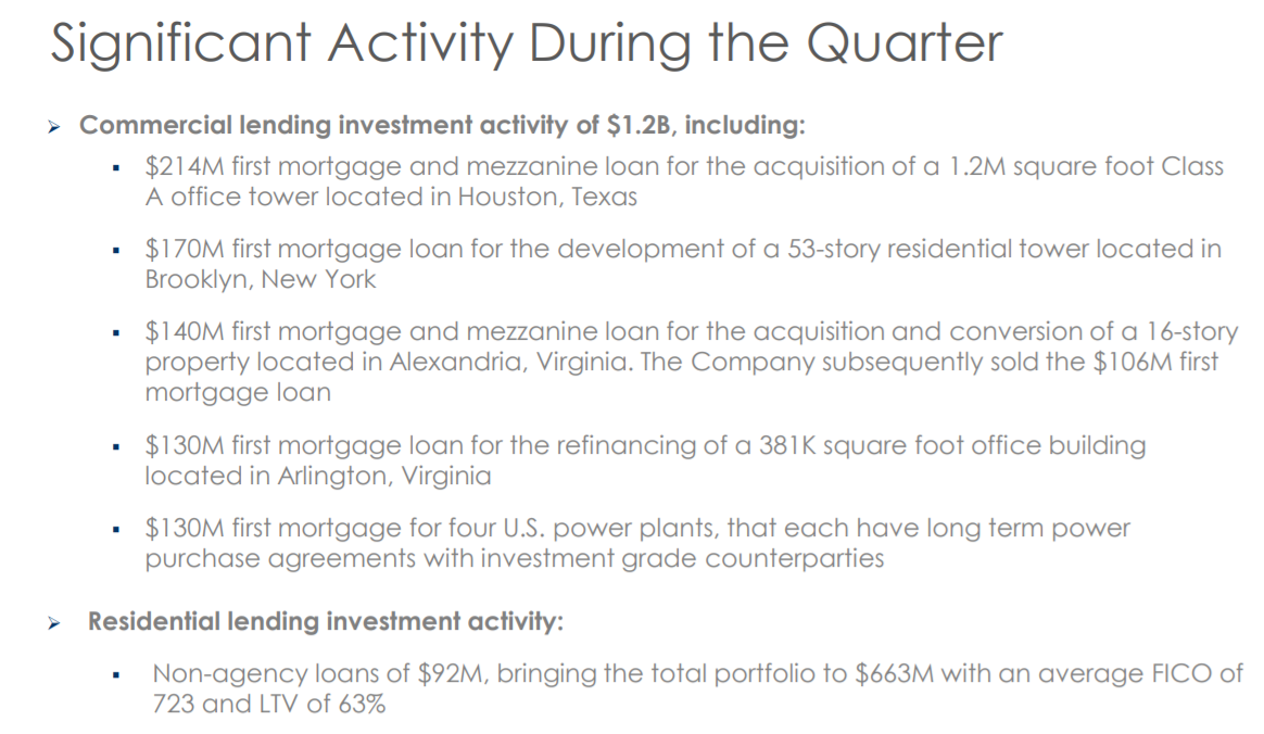 Why You Should Buy This 9.0%-Yielding Best-Of-Breed Commercial Mortgage REIT