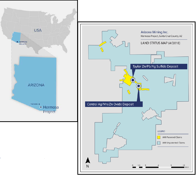 Arizona Mining Will Be Acquired By South32 A Good Deal South32