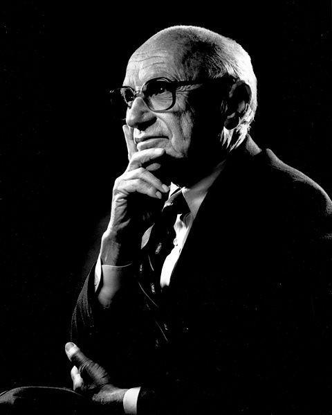Milton Friedman in 2004