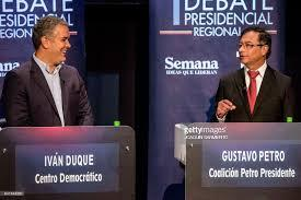 Image result for Colombian presidential election