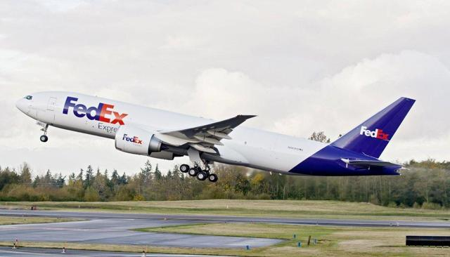 Freighter Orders Help The Boeing 777