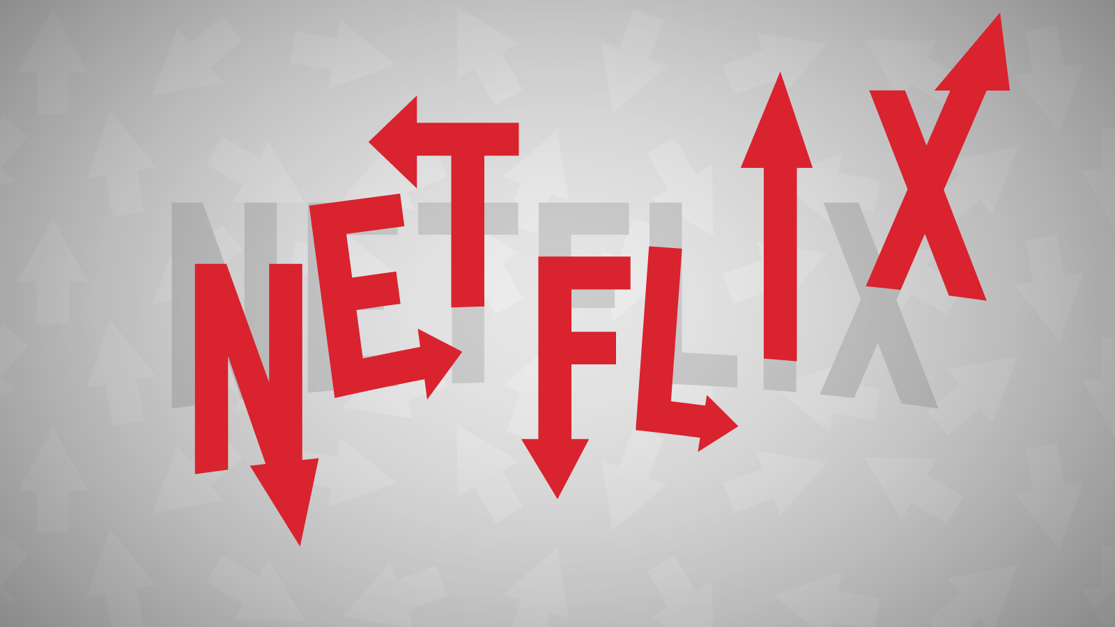 netflix  a dcf valuation