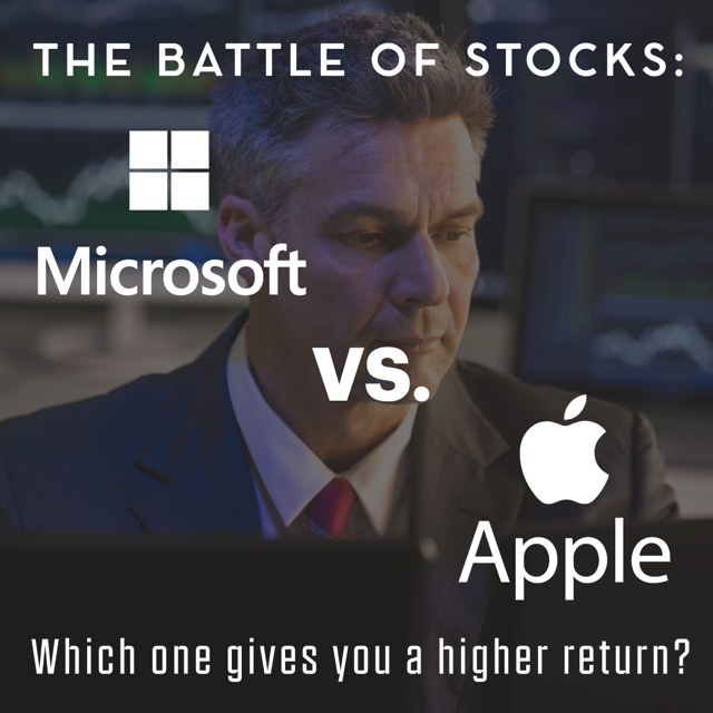 Apple vs. Microsoft: Which One Are You?