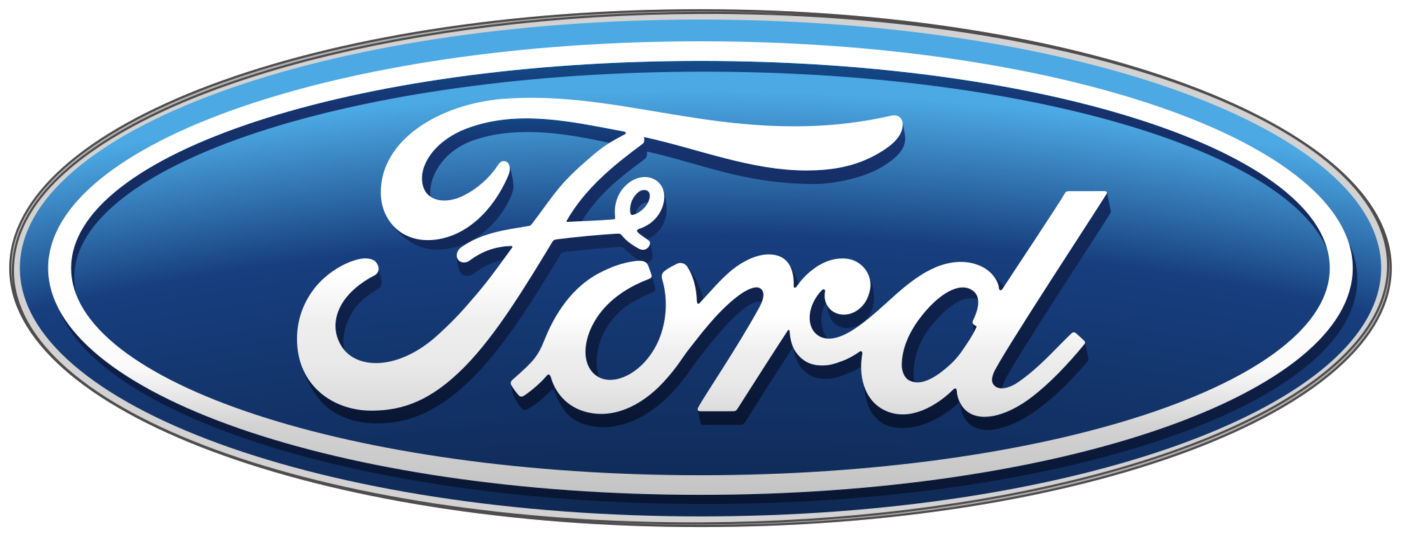 ... stock price range. Source: Ford