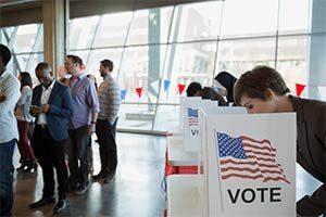 November 6: U.S. midterm elections
