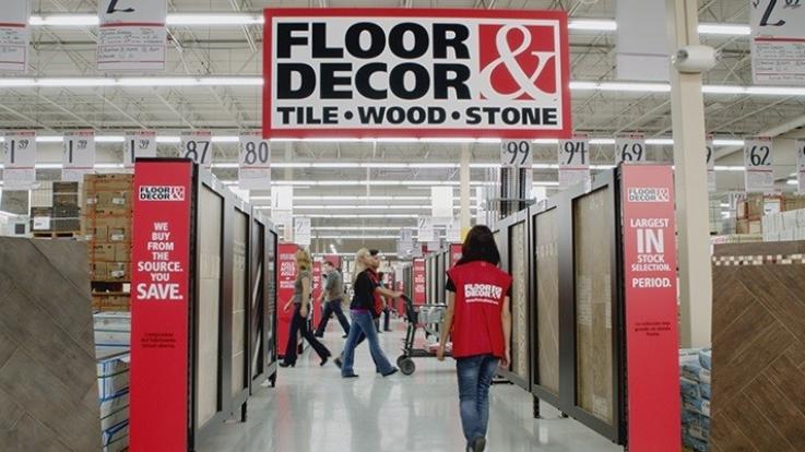 Floor & Decor: Just Be Patient - Floor