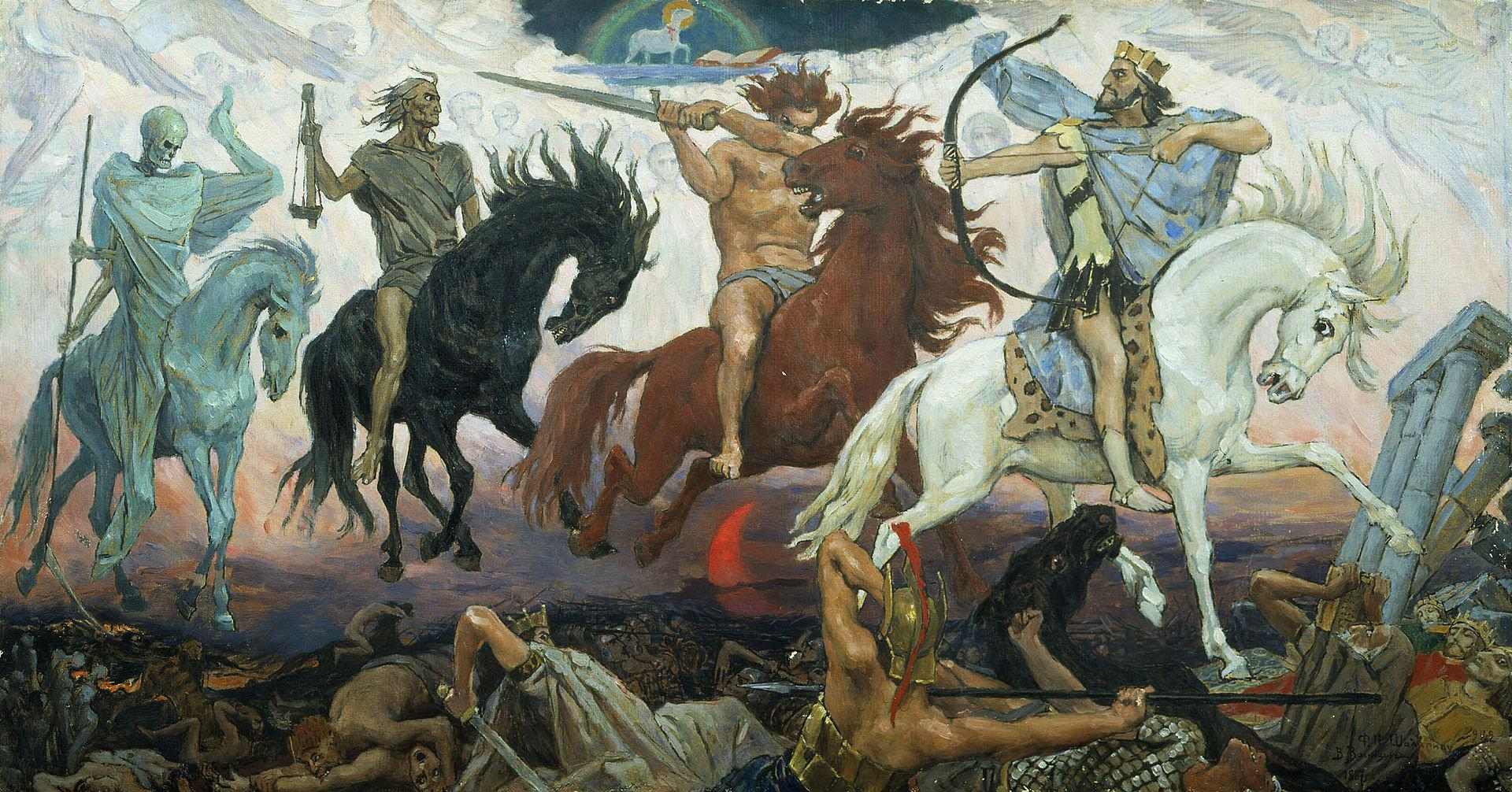 4 Horsemen Of The Recession And Stock Market Apocalypse