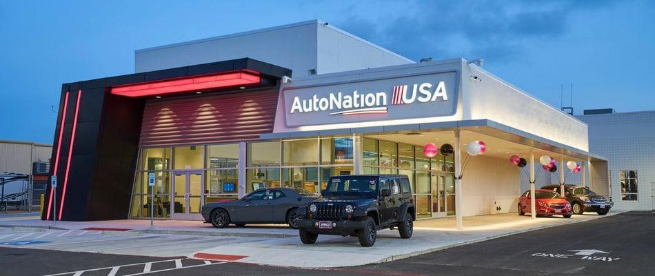 Autonation A Bounce Coming Autonation Inc Nyse An