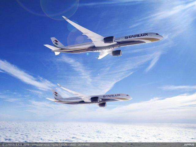 A350 900 1000 RR STARLUX