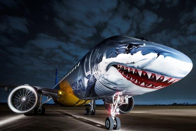 Afbeeldingsresultaat voor embraer shark