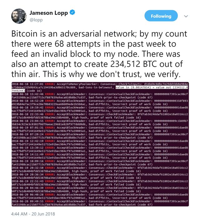 bitcoin under siege