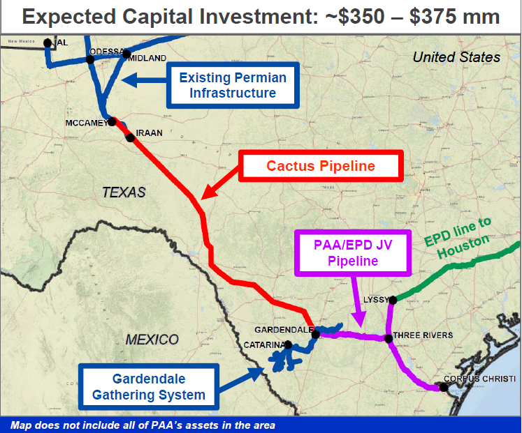 Plains All-American Pipeline Problems To Slam Permian Output