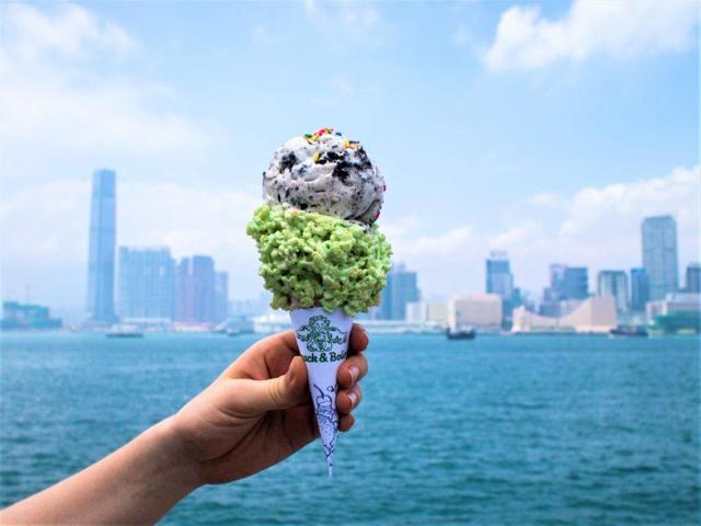 July is National Ice Cream Month