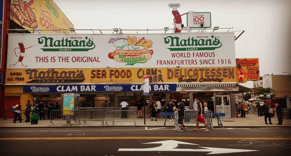 Nathans Coney Island Yelp
