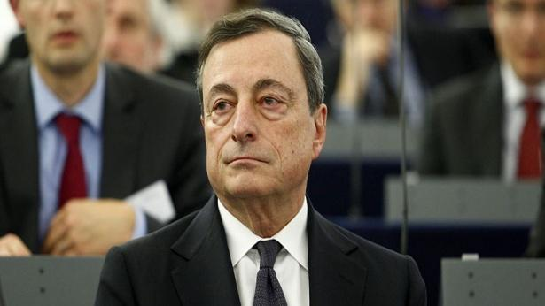 Mario Draghi Photo: Getty images Israel