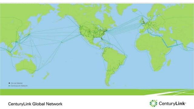 Centurylink High Sd Internet Coverage Map on