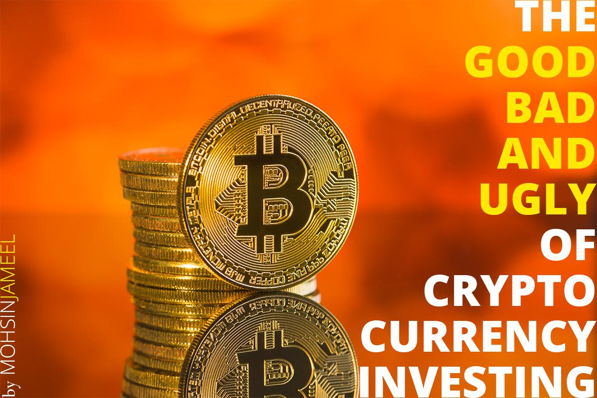 investing in cryptocurrency good or bad
