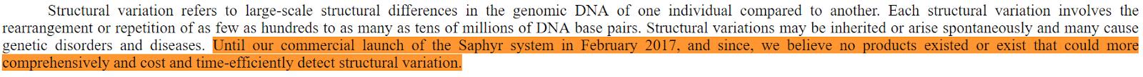 Bionano genomics ipo date