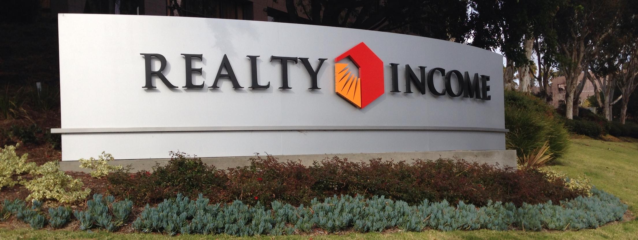 The Market Has Realty Income About Right Realty Income Corporation